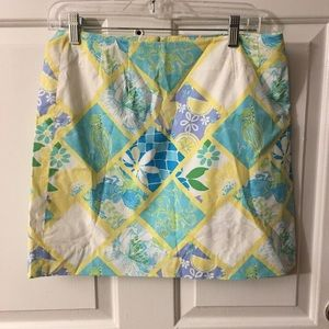 Lily Pulitzer skirt size/6